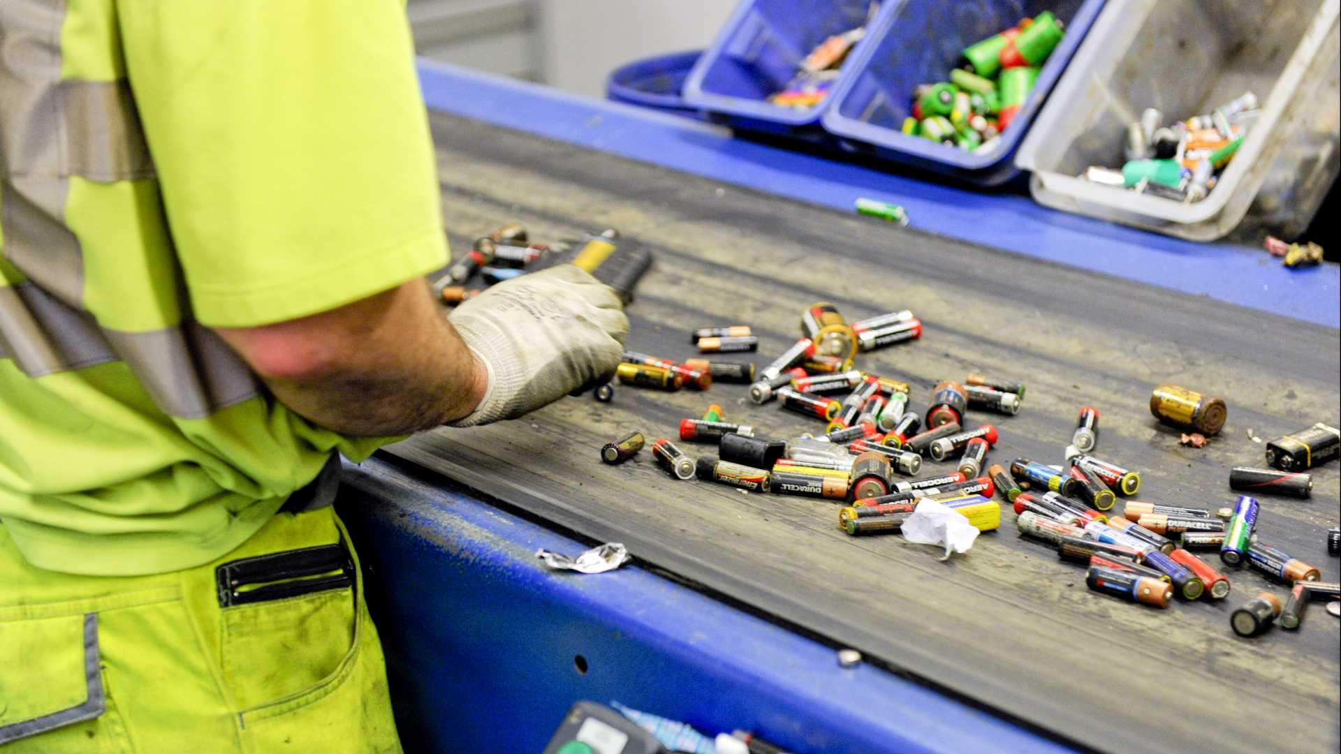 manuele sortering