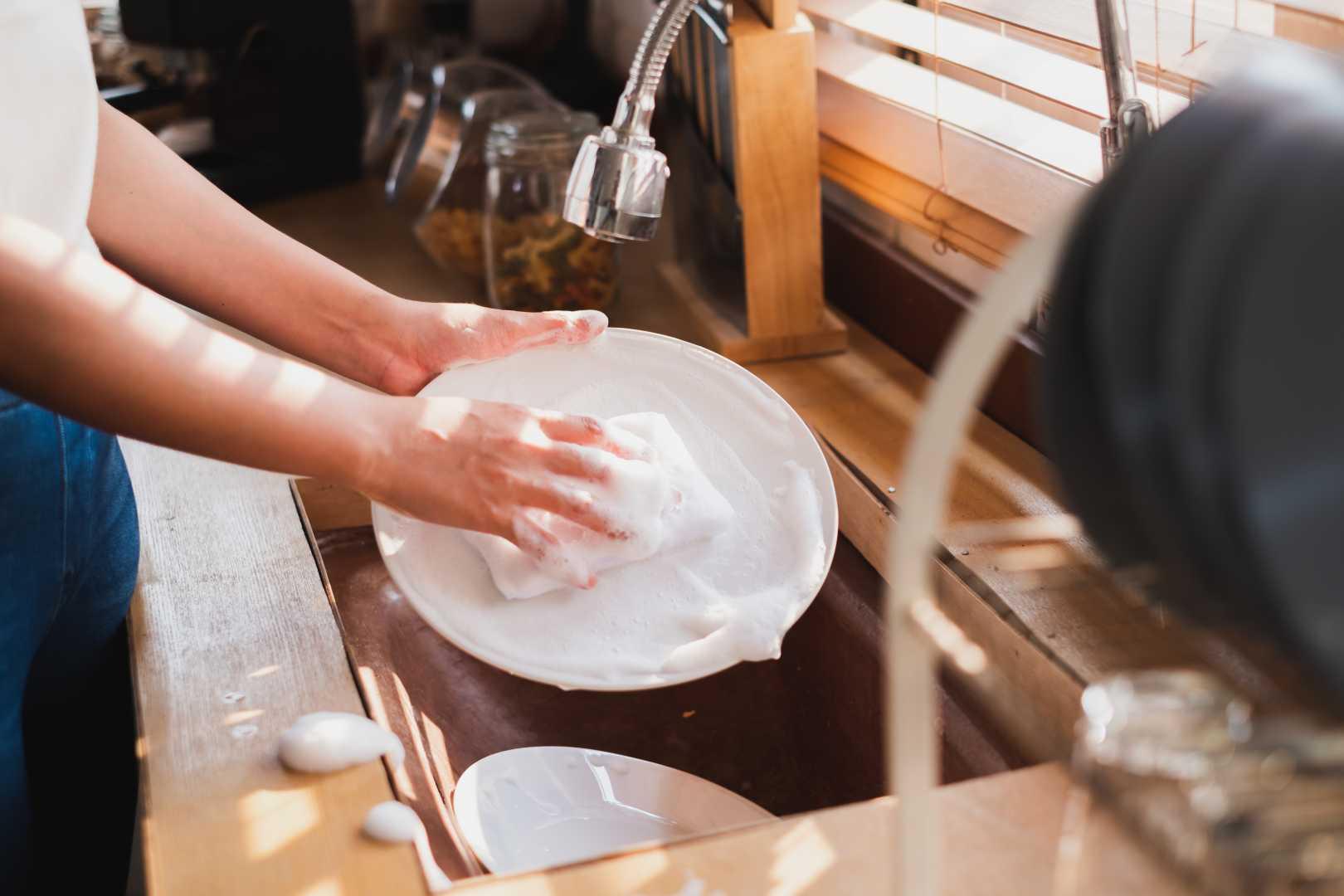 Afwas doen