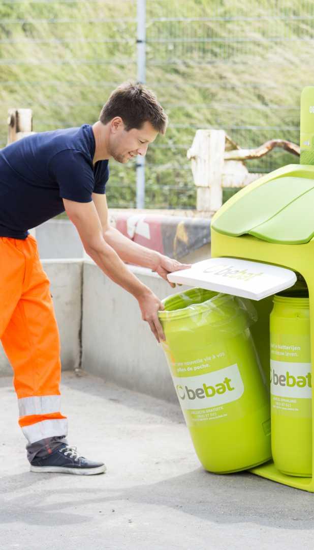 Bebat recypark