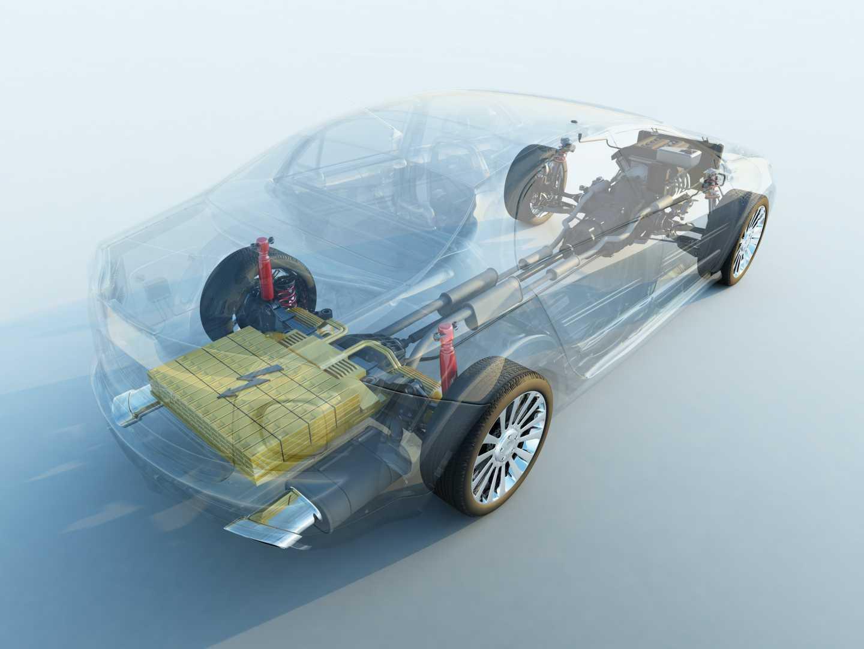 HEV elektrische auto