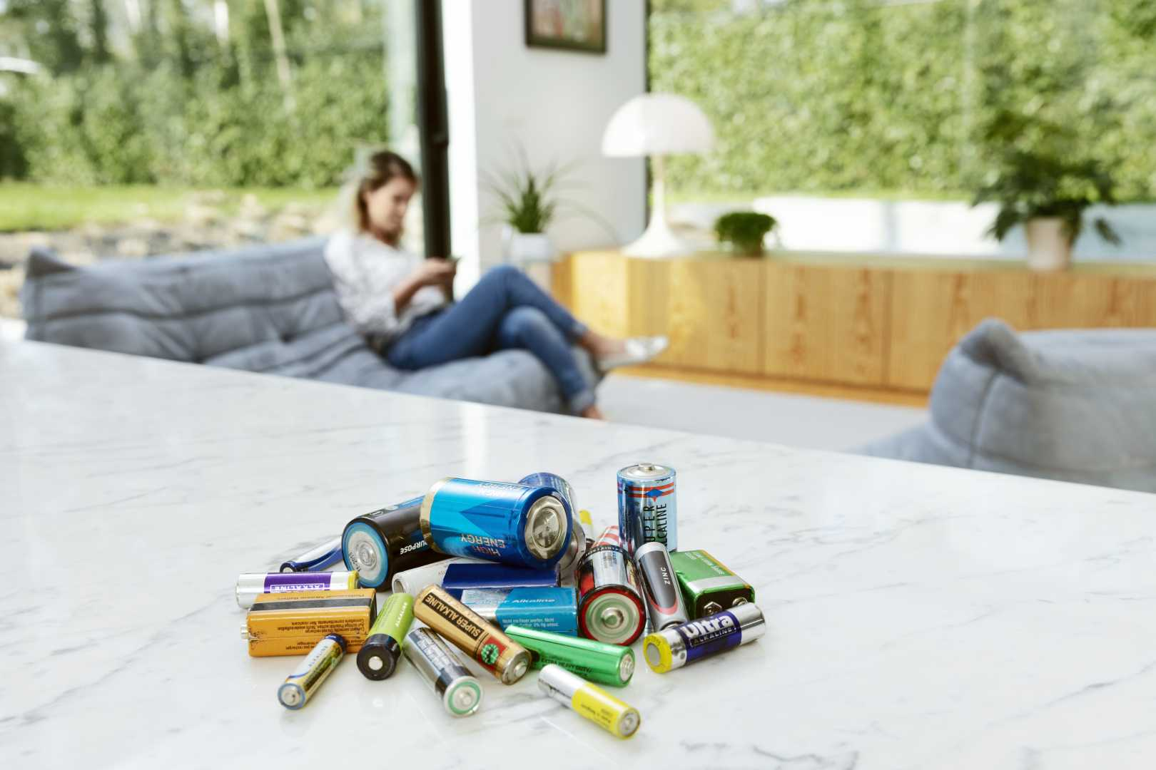 batterijen sensibilisering