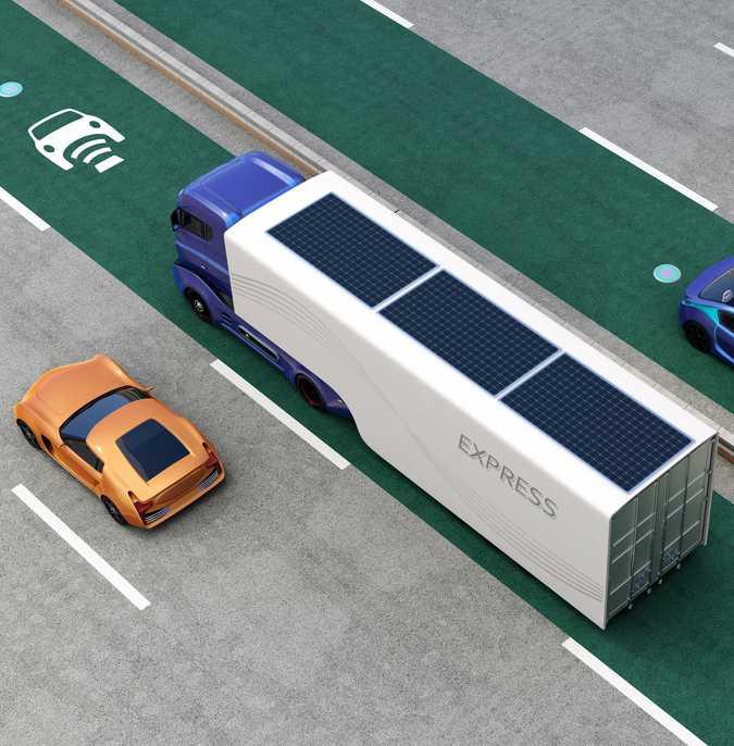 Elektrische auto's draadloos opladen