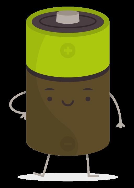 D-battery
