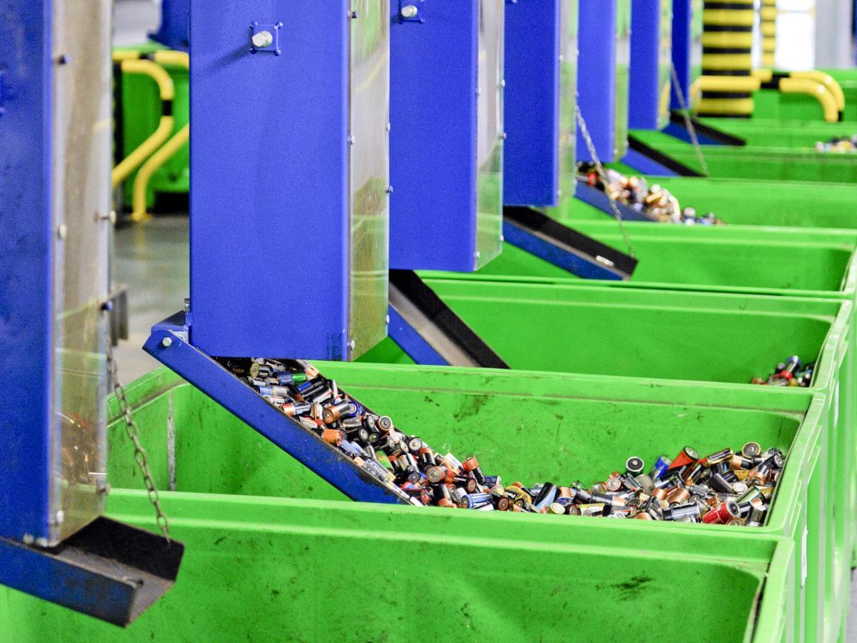 Automatische sortering
