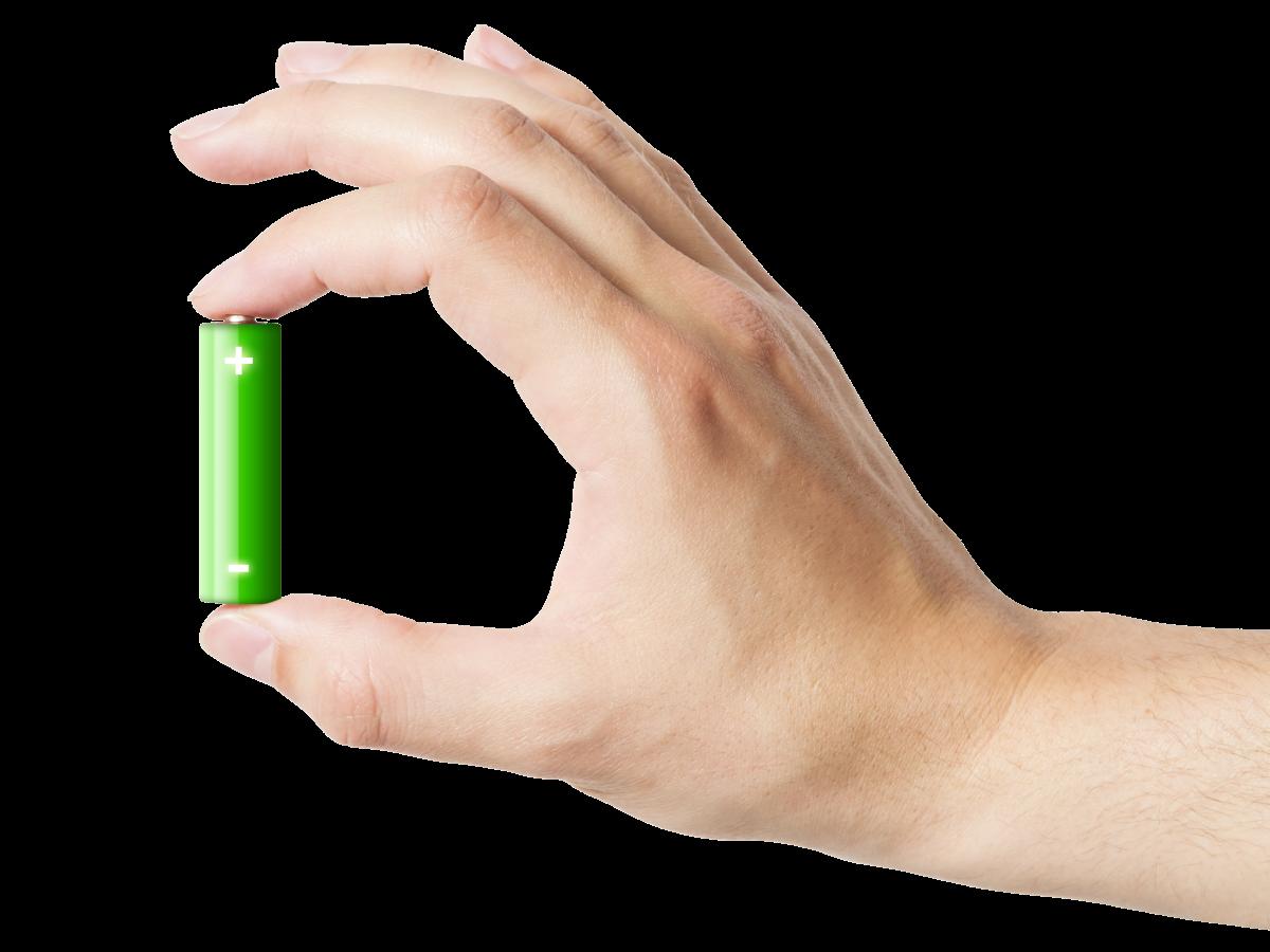 Hoeveel batterijen heb jij in huis?