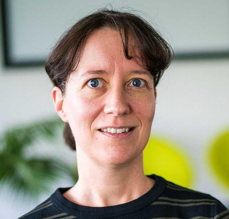 Marleen Dirckx, specialist bij de OVAM