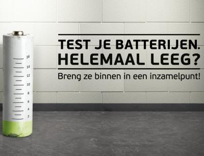 Test je batterijen