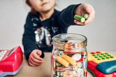 Eerste Hulp bij Kinderen en Batterijen