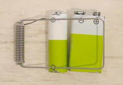 Attrapez toutes piles et batteries